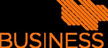 Mr Logo Business L Orange Rz Rgb