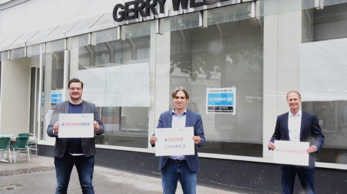 """""""Gründerwettbewerb Innenstadt"""" startet"""